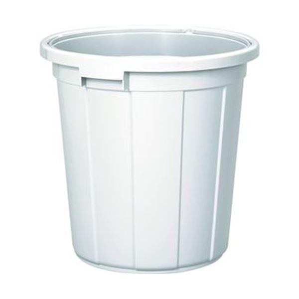 (まとめ)新輝合成 エコペールEM-70本体グレー 00409 1個【×3セット】(フタ別売) 生活用品・インテリア・雑貨 日用雑貨 ゴミ箱 レビュー投稿で次回使える2000円クーポン全員にプレゼント