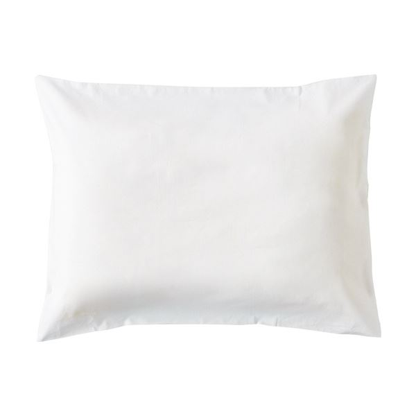 (まとめ)枕カバー 封筒型 50×90cmホワイト 1セット(3枚)【×5セット】 生活用品・インテリア・雑貨 寝具 カバー 枕カバー・ピローケース レビュー投稿で次回使える2000円クーポン全員にプレゼント