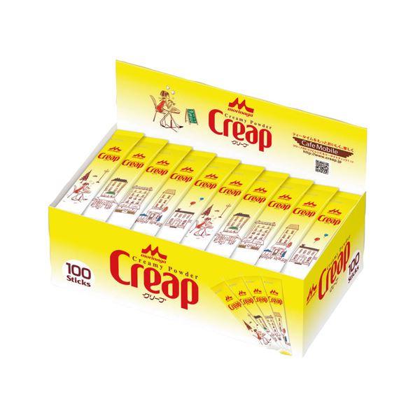 (まとめ)クリープスティックオフィス用100本x3箱【×3セット】 フード・ドリンク・スイーツ コーヒー 砂糖・シロップ・ミルク レビュー投稿で次回使える2000円クーポン全員にプレゼント