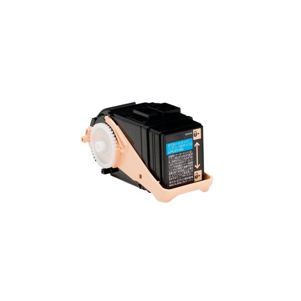 エコサイクルトナーLPC3T18Cタイプ シアン 1個 AV・デジモノ パソコン・周辺機器 インク・インクカートリッジ・トナー トナー・カートリッジ エプソン(EPSON)用 レビュー投稿で次回使える2000円クーポン全員にプレゼント
