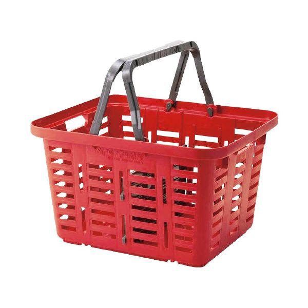 (まとめ)リングスター スーパーバスケット SB-465 レッド(×10セット) スポーツ・レジャー DIY・工具 その他のDIY・工具 レビュー投稿で次回使える2000円クーポン全員にプレゼント