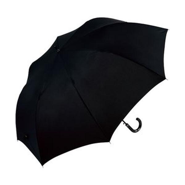 (まとめ)スギハラ ジャンプ傘 80cm ブラックML8010BK 1本【×10セット】 生活用品・インテリア・雑貨 日用雑貨 傘・折りたたみ傘 レビュー投稿で次回使える2000円クーポン全員にプレゼント