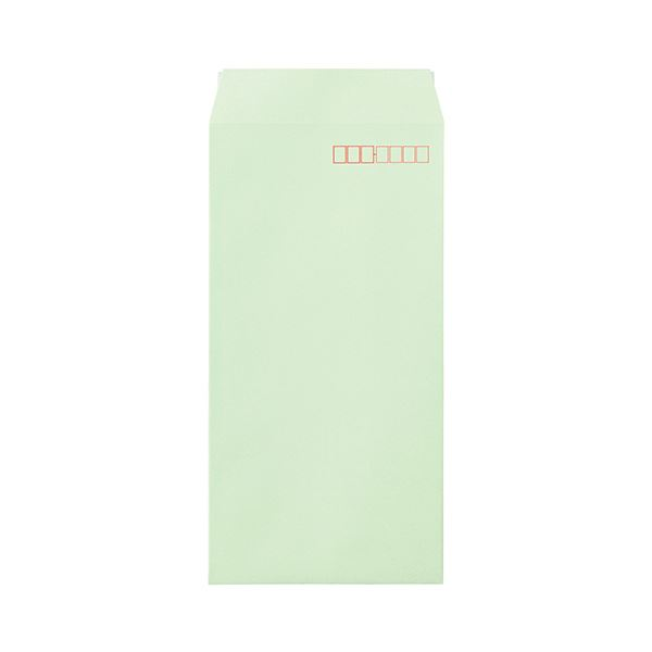 (まとめ)寿堂 カラー上質封筒 長3 〒枠ありサイド貼 テープのり付 ワカクサ 10552 1パック(1000枚)【×3セット】 生活用品・インテリア・雑貨 文具・オフィス用品 封筒 レビュー投稿で次回使える2000円クーポン全員にプレゼント
