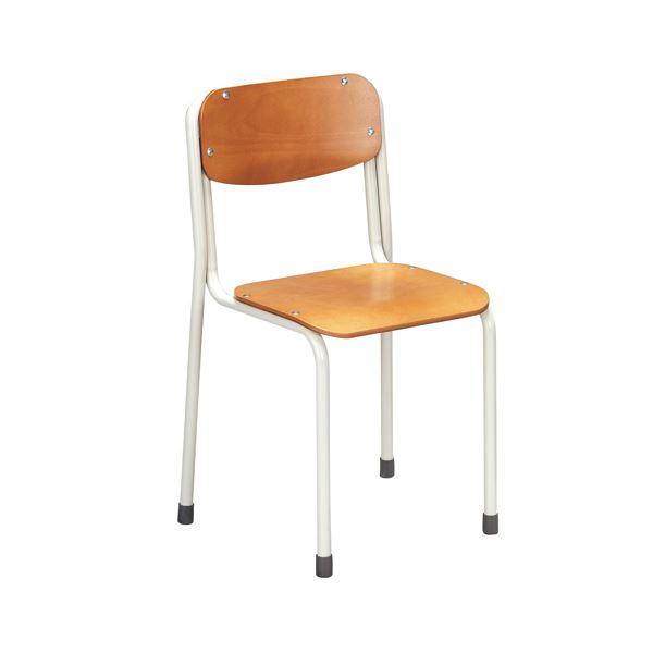 10000円以上送料無料 プラス 学生イス PSS-NSE 固定式 6号 生活用品・インテリア・雑貨 インテリア・家具 椅子 その他の椅子 レビュー投稿で次回使える2000円クーポン全員にプレゼント