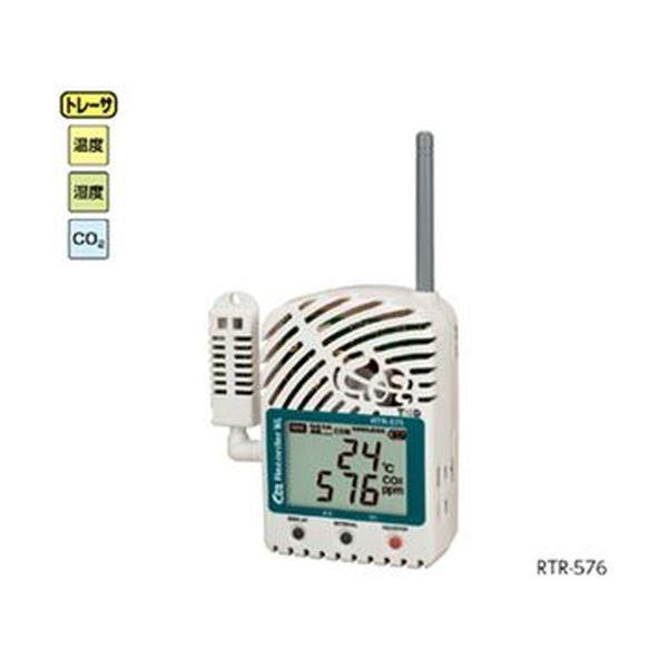 おんどとり Jr.Wireless RTR-576 ホビー・エトセトラ 科学・研究・実験 計測器 レビュー投稿で次回使える2000円クーポン全員にプレゼント