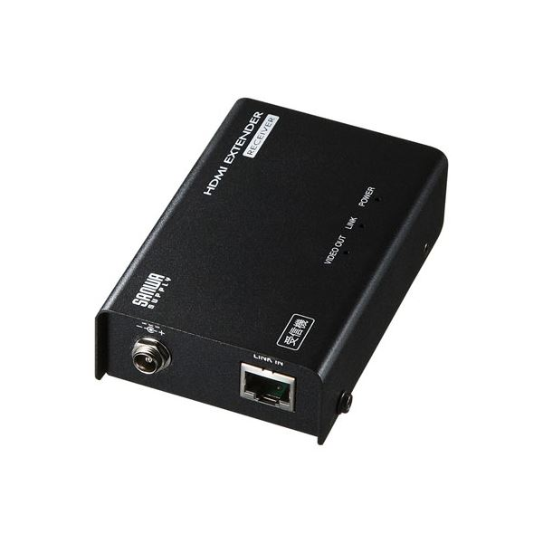 【】サンワサプライ HDMIエクステンダー(受信機) VGA-EXHDLTR AV・デジモノ パソコン・周辺機器 その他のパソコン・周辺機器 レビュー投稿で次回使える2000円クーポン全員にプレゼント:イーグルアイ店