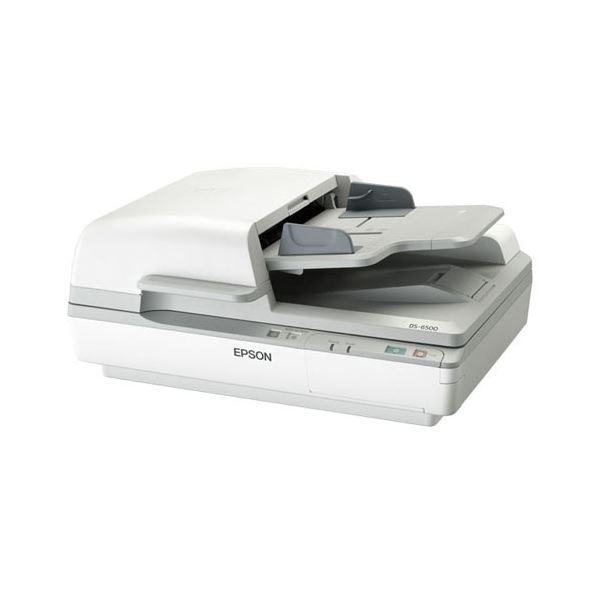 エプソン フラットベットスキャナ― A4ADF両面読取 DS-6500 1台 AV・デジモノ パソコン・周辺機器 スキャナ レビュー投稿で次回使える2000円クーポン全員にプレゼント