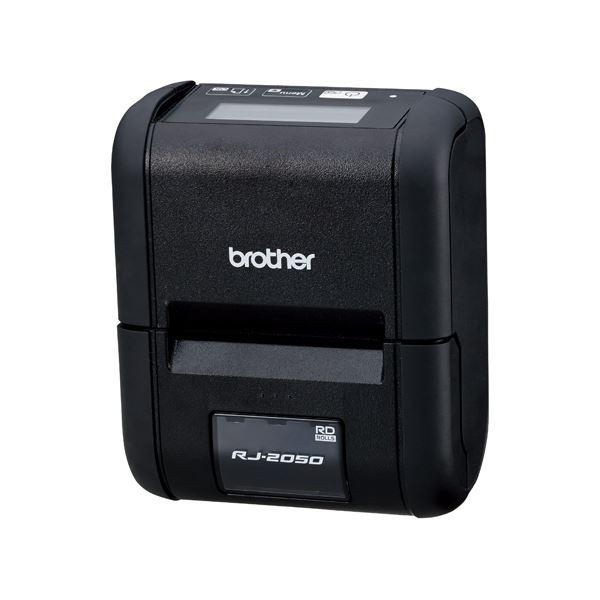 ブラザー工業 2インチ感熱モバイルプリンター RJ-2050 AV・デジモノ プリンター プリンター本体 レビュー投稿で次回使える2000円クーポン全員にプレゼント