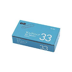 (まとめ) TANOSEE ゼムクリップ 特大 33mm シルバー 業務用パック 1箱(1000本) 【×30セット】 生活用品・インテリア・雑貨 文具・オフィス用品 クリップ レビュー投稿で次回使える2000円クーポン全員にプレゼント