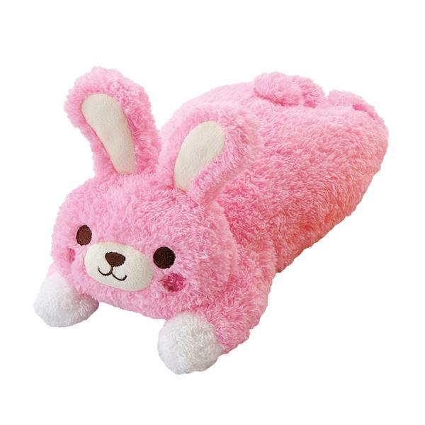 (まとめ)わんこだっこまくら ウサギ (ペット用品) (×10セット) ホビー・エトセトラ ペット 犬 おもちゃ レビュー投稿で次回使える2000円クーポン全員にプレゼント