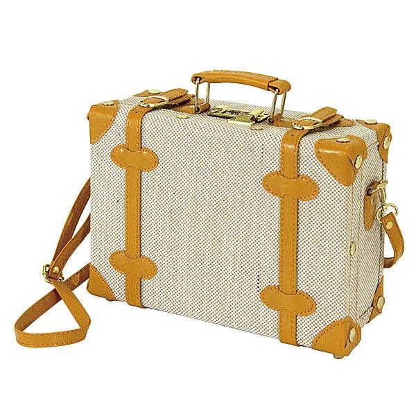 10000円以上送料無料 シャルミス CHARMISS トランクケース バッグ 25-5011-40 ベージュ 【バッグ その他】 レビュー投稿で次回使える2000円クーポン全員にプレゼント