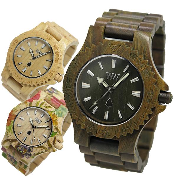 5000円以上 ウィーウッド WEWOOD 木製 腕時計 DATE-ARMY アーミー 9818026 国内正規 【腕時計 国内正規品】 レビュー投稿で次回使える2000円クーポン全員にプレゼント