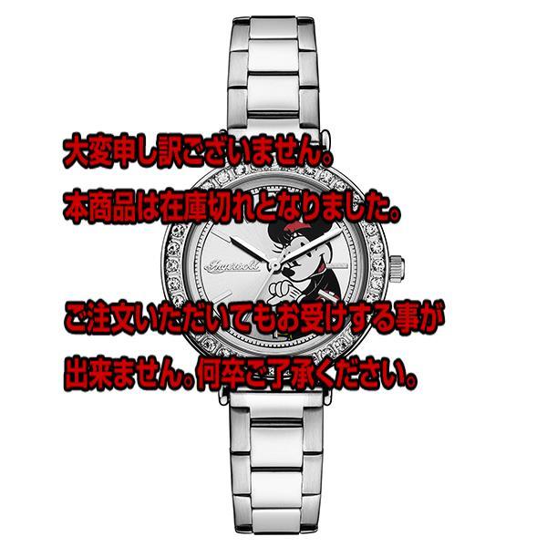 5000円以上 インガソール ディズニー INGERSOLL DISNEY レディース 腕時計 ID00305 シルバー 【腕時計 国内正規品】 レビュー投稿で次回使える2000円クーポン全員にプレゼント