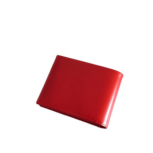 10000円以上 エッティンガー ETTINGER BRIDLE HIDE メンズ 短財布 BH141JR-RED レッド 【財布・小物 】 レビュー投稿で次回使える2000円クーポン全員にプレゼント