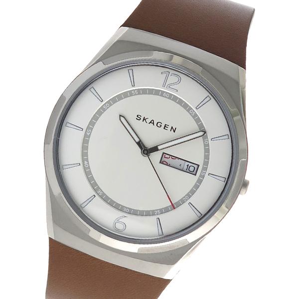 5000円以上 スカーゲン SKAGEN クオーツ メンズ 腕時計 SKW6304 シルバー 【腕時計 海外インポート品】 レビュー投稿で次回使える2000円クーポン全員にプレゼント