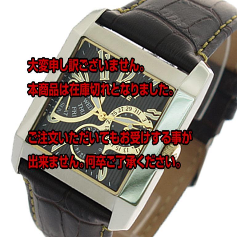 5000円以上送料無料 ポリス POLICE 腕時計 メンズ 13789MS-12 クォーツ ダークブラウン 【腕時計 海外インポート品】 レビュー投稿で次回使える2000円クーポン全員にプレゼント
