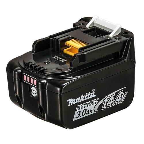 10000円以上送料無料 マキタ 14.4Vバッテリ3.0Ah BL1430B(1台) 家電 電池・充電池 充電池・充電器 レビュー投稿で次回使える2000円クーポン全員にプレゼント