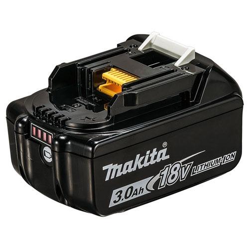 10000円以上送料無料 マキタ 18Vバッテリ3.0Ah BL1830B(1台) 家電 電池・充電池 充電池・充電器 レビュー投稿で次回使える2000円クーポン全員にプレゼント