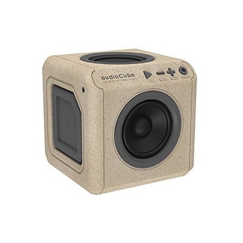 10000円以上送料無料 allocacoc オーディオキューブ 木目 audioCube US 3701/USACWD(1コ入) 家電 オーディオ機器 スピーカー レビュー投稿で次回使える2000円クーポン全員にプレゼント