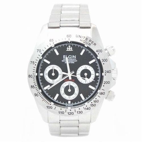 10000円以上送料無料 エルジン クロノグラフ ダイバー ブラック FK1059S-B(1コ入) 家電 測定器 時計・腕時計 レビュー投稿で次回使える2000円クーポン全員にプレゼント