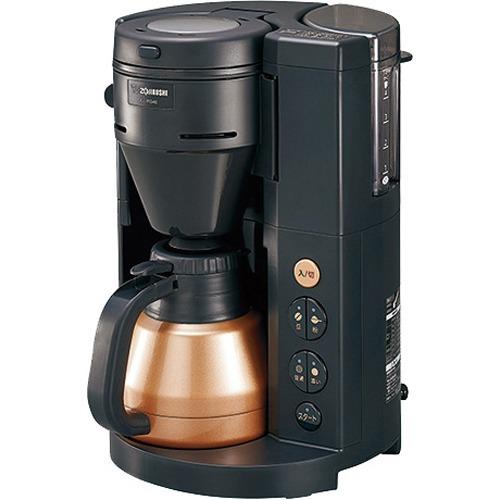 10000円以上送料無料 象印 全自動コーヒーメーカー 珈琲通 EC-RS40-BA ブラック(1台) 家電 調理家電 コーヒーメーカー レビュー投稿で次回使える2000円クーポン全員にプレゼント