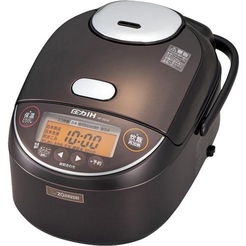 10000円以上送料無料 象印 圧力IH炊飯ジャー 5.5合炊き NP-ZG10-TD ダークブラウン(1台) 家電 調理家電 炊飯器 レビュー投稿で次回使える2000円クーポン全員にプレゼント
