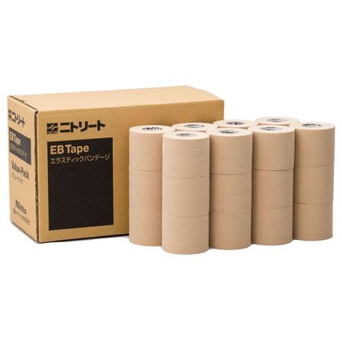 10000円以上送料無料 ニトリート EBテープ 50 バリューパック 50mmテープセット EBV50(24巻) 衛生医療 テーピング・固定 テーピング レビュー投稿で次回使える2000円クーポン全員にプレゼント
