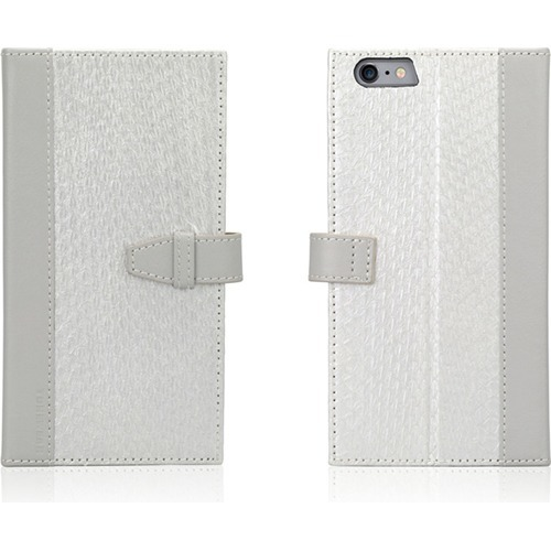 10000円以上送料無料 チューンウェア スネークブック iPhone 6 PLus シルバー TUN-PH-000377(1コ入) 家電 スマートフォン・携帯電話 ケース・カバー レビュー投稿で次回使える2000円クーポン全員にプレゼント