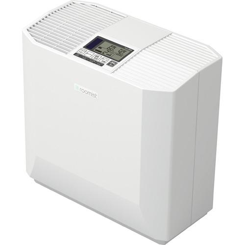 10000円以上送料無料 roomist ハイブリット式加湿器 クリアホワイト SHK70RR-W(1台入) 家電 空気清浄機・加湿器 加湿器 レビュー投稿で次回使える2000円クーポン全員にプレゼント