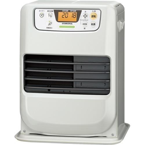 10000円以上送料無料 コロナ 石油ファンヒーター FH-M2518Y-W(1台) 家電 季節家電 石油暖房器具・ガス暖房器具 レビュー投稿で次回使える2000円クーポン全員にプレゼント