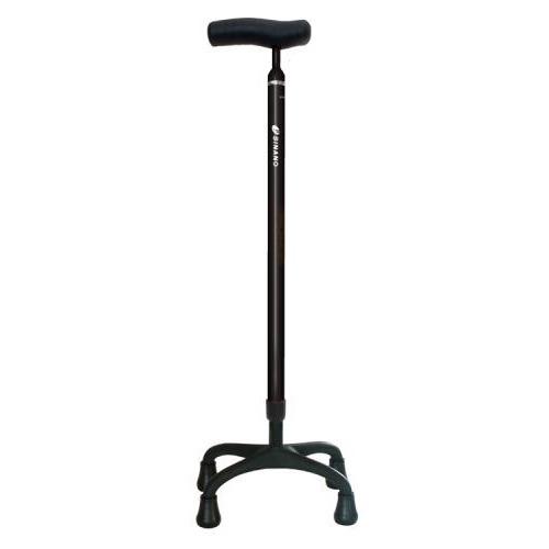 10000円以上送料無料 ソフトグリップカーボン4点杖+ ブラック(1本入) 介護 移動・歩行補助 介護 杖 ブラック(1本入) 杖・ステッキ・ステッキ レビュー投稿で次回使える2000円クーポン全員にプレゼント, Grandeir:a6eba612 --- sunward.msk.ru