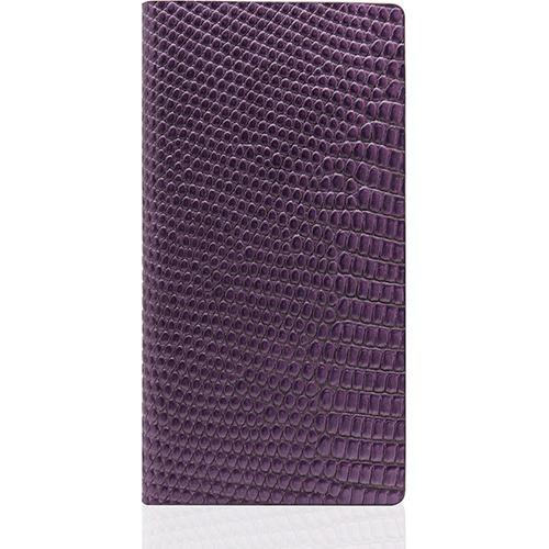 10000円以上送料無料 SLGデザイン iPhone7 リザードケース パープル SD8109i7(1コ入) 家電 スマートフォン・携帯電話 ケース・カバー レビュー投稿で次回使える2000円クーポン全員にプレゼント