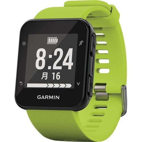 10000円以上送料無料 GARMIN(ガーミン) Fore Athlete35J LimeGreen(日本正規品) 168939(1コ入) 家電 測定器 時計・腕時計 レビュー投稿で次回使える2000円クーポン全員にプレゼント