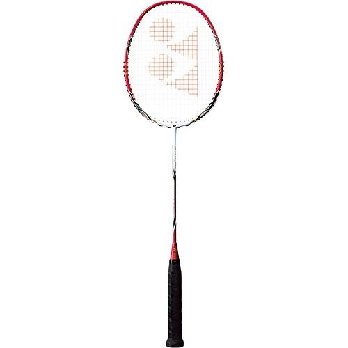 10000円以上送料無料 ヨネックス NANORAY i-SPEED(ナノレイi-スピード) フレームのみ ブライトレッド 3U4(1本入) スポーツ 球技用品 テニス・バドミントン レビュー投稿で次回使える2000円クーポン全員にプレゼント