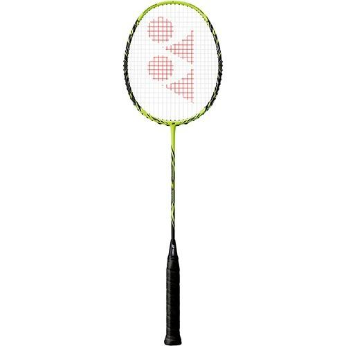 10000円以上送料無料 ヨネックス NANORAY Z-SPEED(ナノレイZ-スピード) フレームのみ ライムイエロー 2U4(1本入) スポーツ 球技用品 テニス・バドミントン レビュー投稿で次回使える2000円クーポン全員にプレゼント