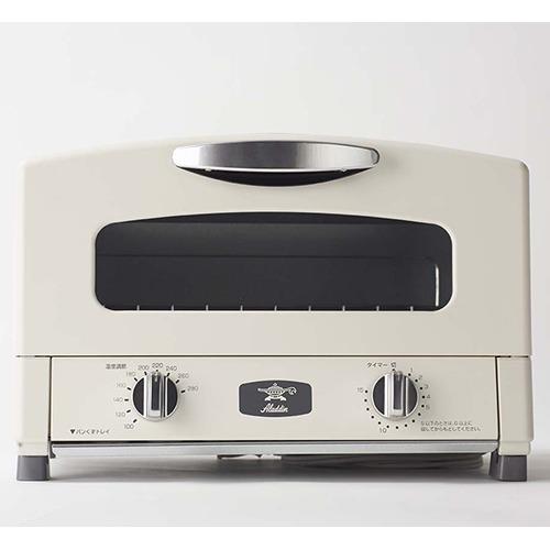 10000円以上送料無料 アラジン グラファイトヒーター アラジンホワイト AET-GS13N(W)(1台) 家電 調理家電 オーブントースター・トースター レビュー投稿で次回使える2000円クーポン全員にプレゼント