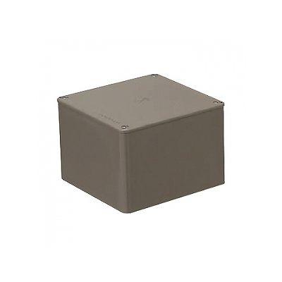 レビュー投稿で次回使える2000円クーポン全員にプレゼント 未来工業 プールボックス 正方形 ノック無し 300×300×100 ライトブラウン PVP-3010LB 【生活家電\他】