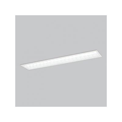 レビュー投稿で次回使える2000円クーポン全員にプレゼント オーデリック LEDユニット型ベースライト《レッド・ラインシリーズ》 埋込型 40形 下面開放型(ルーバー・幅220) 5200lm 電球色タイプ XD504005P4E 【生活家電\照明器具・部材\照明器具\ベースライト】