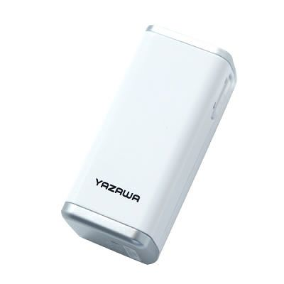 YAZAWA USB dry cell type battery charger TVR10WH