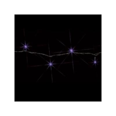 レビュー投稿で次回使える2000円クーポン全員にプレゼント ジェフコム 【屋外用】LEDルミネーション(連結タイプ) LEDストリング 長さ10m バイオレット×バイオレット SJ-E05-10VV 【生活家電\照明器具・部材\照明器具\イルミネーションライト\LEDストリング】