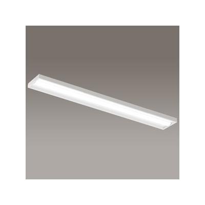 レビュー投稿で次回使える2000円クーポン全員にプレゼント 遠藤照明 LEDベースライト 《LEDZ SDシリーズ SOLID TUBELite》 40Wタイプ 直付タイプ 下面開放形 一般タイプ 6000lmタイプ Hf32W×2灯高出力型器具相当 ナチュラルホワイト色 非調光タイプ ERK9563W+RAD-706W 【生