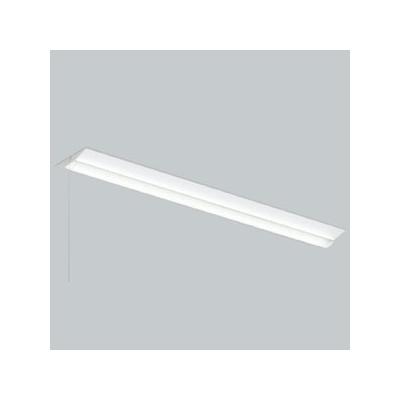 レビュー投稿で次回使える2000円クーポン全員にプレゼント 遠藤照明 LEDベースライト 《LEDZ SDシリーズ SOLID TUBELite》 40Wタイプ 直付タイプ 逆富士形 プルスイッチ付 W230 一般タイプ 2000lmタイプ FLR40W×1灯器具相当 昼白色 非調光タイプ ERK9845W+RAD-496NA 【生活