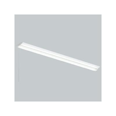 レビュー投稿で次回使える2000円クーポン全員にプレゼント 遠藤照明 LEDベースライト 《LEDZ SDシリーズ SOLID TUBELite》 40Wタイプ 直付タイプ 逆富士形 プルスイッチ付 W150 一般タイプ 2000lmタイプ FLR40W×1灯器具相当 ナチュラルホワイト色 非調光タイプ ERK9846W+RAD
