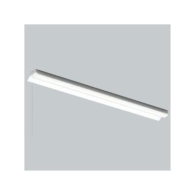 レビュー投稿で次回使える2000円クーポン全員にプレゼント 遠藤照明 LEDベースライト 《LEDZ SDシリーズ SOLID TUBELite》 40Wタイプ 直付タイプ 反射笠付形 プルスイッチ付 高効率省エネタイプ 6900lmタイプ Hf32W×2灯高出力型器具相当 ナチュラルホワイト色 非調光タイプ