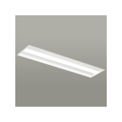 レビュー投稿で次回使える2000円クーポン全員にプレゼント 遠藤照明 LEDベースライト 《LEDZ SDシリーズ SOLID TUBELite》 40Wタイプ 埋込タイプ 下面開放形 一般タイプ 6000lmタイプ Hf32W×2灯高出力型器具相当 ナチュラルホワイト色 非調光タイプ ERK9637W+RAD-705W 【生