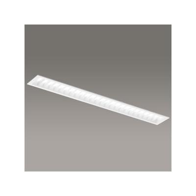 レビュー投稿で次回使える2000円クーポン全員にプレゼント 遠藤照明 LEDベースライト 《LEDZ SDシリーズ SOLID TUBELite》 40Wタイプ 埋込タイプ 白ルーバ形 高効率省エネタイプ 6900lmタイプ Hf32W×2灯高出力型器具相当 ナチュラルホワイト色 非調光タイプ ERK9567W+RAD-70