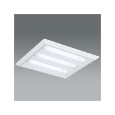 レビュー投稿で次回使える2000円クーポン全員にプレゼント 遠藤照明 LEDスクエアベースライト 《LEDZ TWIN TUBEシリーズ》 埋込/直付兼用 下面開放形 Cチャンネル回避型 6900lmタイプ FHP32W×4灯器具相当 温白色 専用モジュール×3本セット 非調光タイプ ERK9912W+RA-659WWB