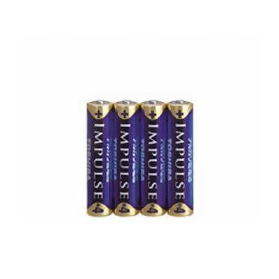 レビュー投稿で次回使える2000円クーポン全員にプレゼント 東芝 インパルス(単4形4本入)シュリンクパック(5パック×10セット) LR03H4KP-50SET 【生活家電\電池類\乾電池\アルカリ乾電池\単4形】