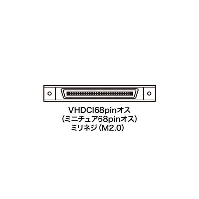 レビュー投稿で次回使える2000円クーポン全員にプレゼント サンワサプライ LVD SCSIターミネータ VHDCI68pinオス(ミニチュア68pinオス)ミリネジ(M2.0) KTR-08VHDK 【生活家電\他】