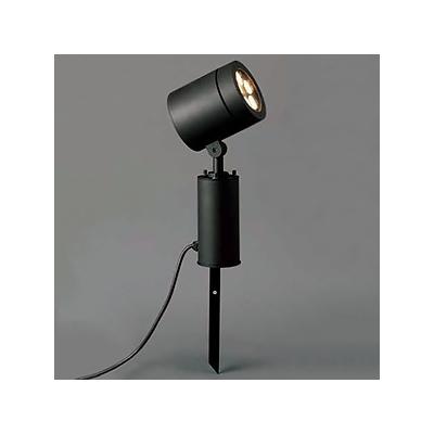 レビュー投稿で次回使える2000円クーポン全員にプレゼント 山田照明 LED一体型スポットライト 防雨型 スパイク式 非調光 HID100W相当 温白色 配光角度37° キャブタイヤケーブル5.0mプラグ付 AD-2683-L 【生活家電\照明器具・部材\照明器具\LEDスポットライト\その他】